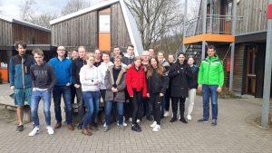Teilnehmer der Kids-Coach-Ausbildung im Februar 2020